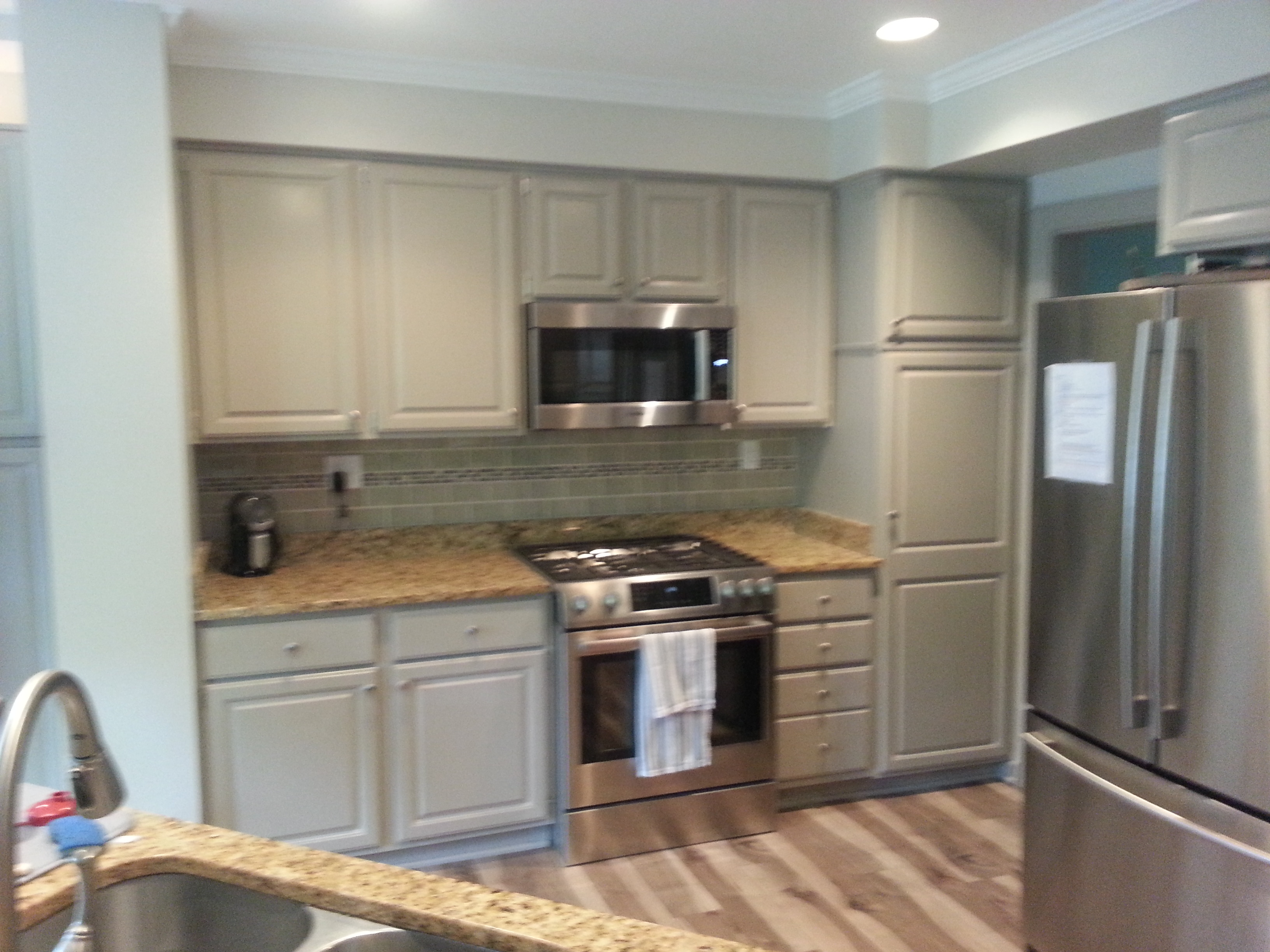 Light Stained Cabinets Trendy Kitchen Stain Cabinets That Are - Light gray stained cabinets