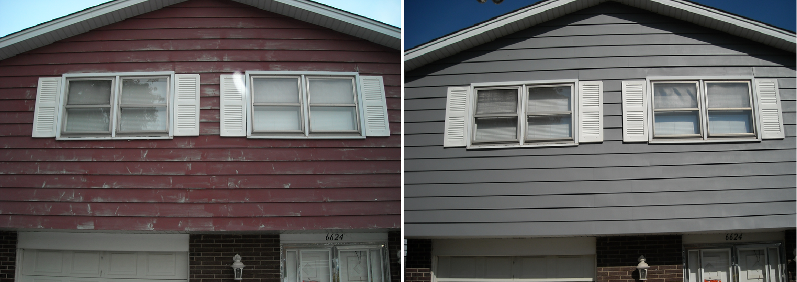 Exterior Painting Page For Majestic Finish